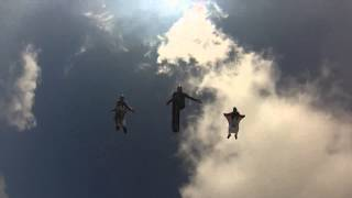 wingsuit vs skysurf