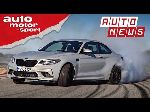 BMW M2 Competition: Muss sich der M4 jetzt fürchten?  ...