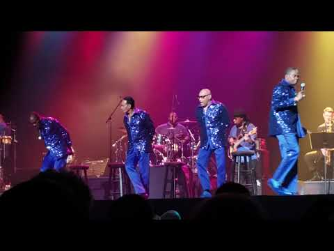The Four Tops It's The Same Old Song (Live)
