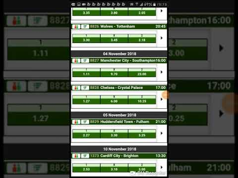 Continuation Of My Tip/prediction On English Premier League MATCHES UPDATE