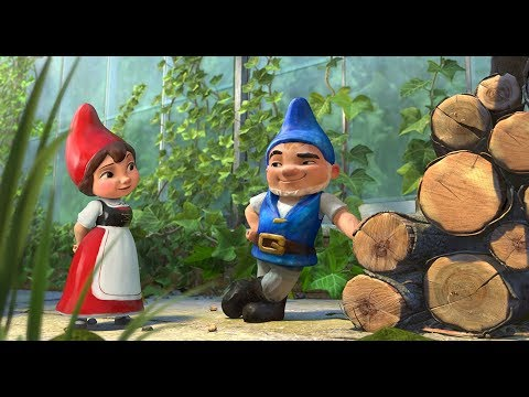 Gnomeo & Juliet (2011) Movie - Animation Comedy film