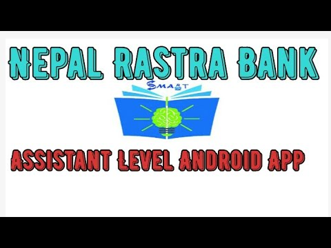 (Nepal Rastra Bank Assistant level SmartGK App//smartgk NRB app - Duration: 2 minutes, 21 seconds.)