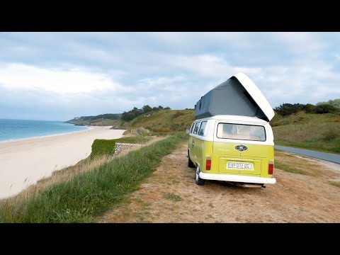 Voyage en van avec Smartbox - Un week-end en famille à Belle-Ile