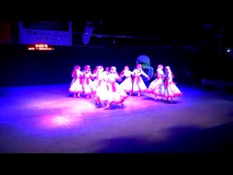 25.İnegöl Belediyesi Uluslararası Kültür Sanat Festivali Halk Dansları Gösterisi