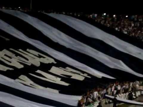 La afición de Rayados Concacaf 2011-2012 - La Adicción - Monterrey