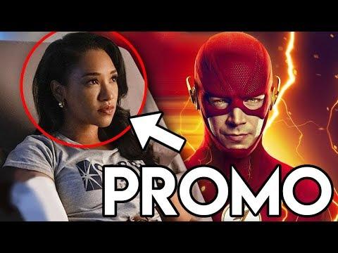 *SPOILER* Survives Crisis! Episode 10 Promo Breakdown - The Flash 6x10 Premiere Preview