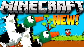 Minecraft Duck Hunt *New* Snapshot Minigame with Lachlan&Friends!
