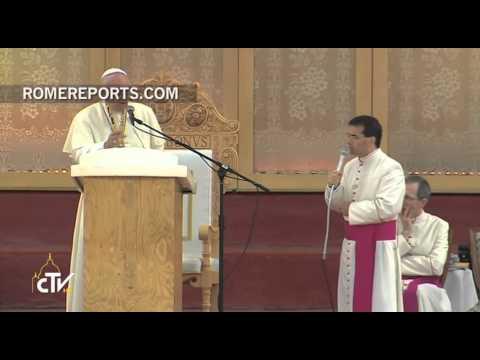Video - El Papa exhorta a defender a los niños