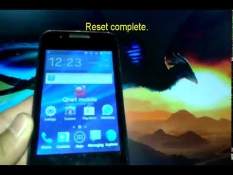 How To Reset A Qnet Mobile Delta