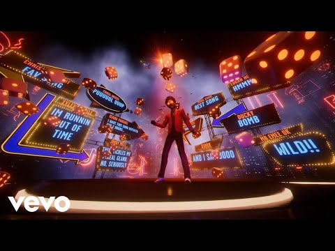 The Weeknd - Blinding Lights (The Tik Tok Experience) ft. Major Lazer