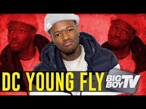 DC Young Fly on 'How High 2', Wild 'n Out, The Art of Roasting & More!