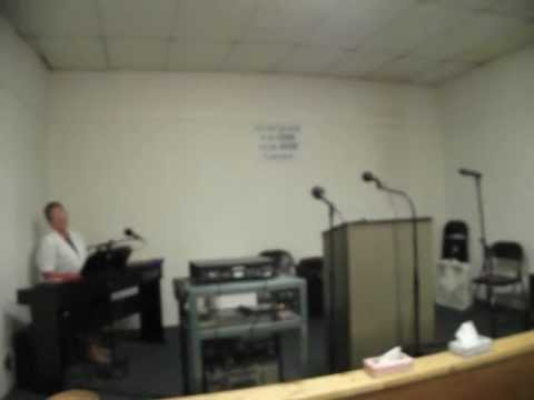 songs 008.AVI apostolic singing bro&sister Gibson