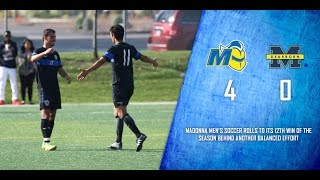 Highlights - Men's Soccer vs. UM-Dearborn