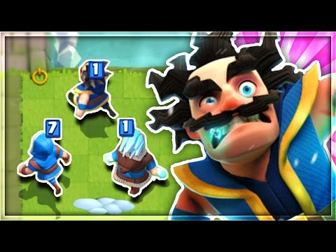 mixed with clash royale gameplay clash royale updates will be