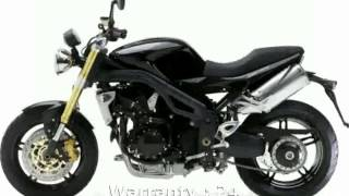 10. [erheriada] 2010 Triumph Speed Triple Features & Specification