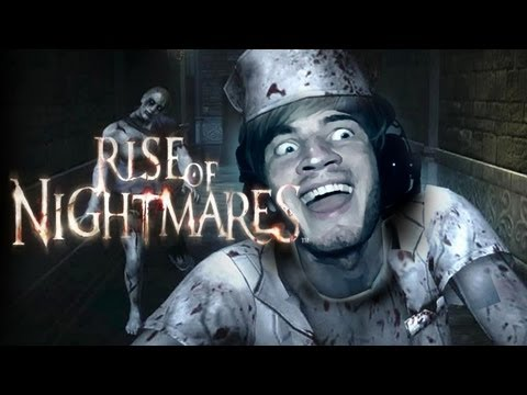CRAZY KINECT HORROR? – Rise Of Nightmares – Part 1