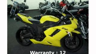 5. 2008 Kawasaki Ninja ZX-6R - Details and Review