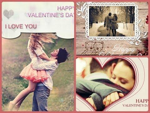 Cómo hacer tarjetas de San Valentín con tus fotografías y Photoshop