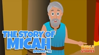 Video Bible Stories for Kids! The Story of Micah (Episode 22) MP3, 3GP, MP4, WEBM, AVI, FLV Juni 2019