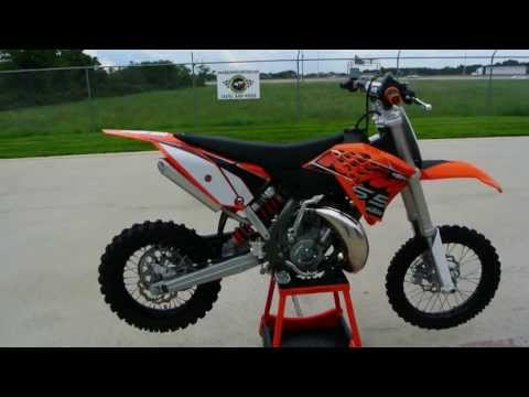 $4,549: 2014 KTM 65 SX   Overview and Review