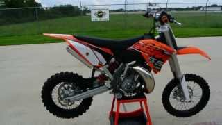 7. SALE $3,799: 2014 KTM 65 SX Overview and Review