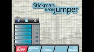 Stickman Base Jumper YouTube video