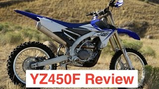 1. Yamaha YZ450F Review-  4K - Off Road/Enduro Riding - Episode 103