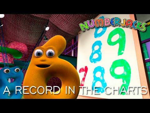 NUMBERJACKS | A Record In The Charts | S2E9
