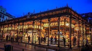 Mercado de San Miguel / San Miguel Market, Madrid 🇪🇸SPAIN🇪🇸