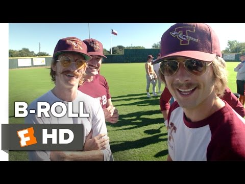 Everybody Wants Some (B-Roll)