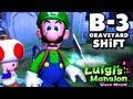Download Lagu Luigi's Mansion Dark Moon - Haunted Towers - B-3 Graveyard Shift (Nintendo 3DS Gameplay Walkthrough) Mp3 Free