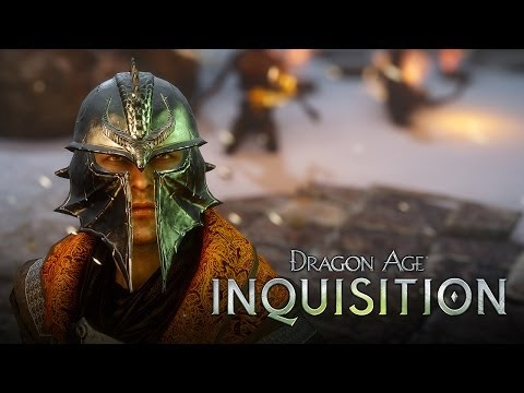 Dragon Age: Inquisition HD Gameplay Trailer – The Inquisitor