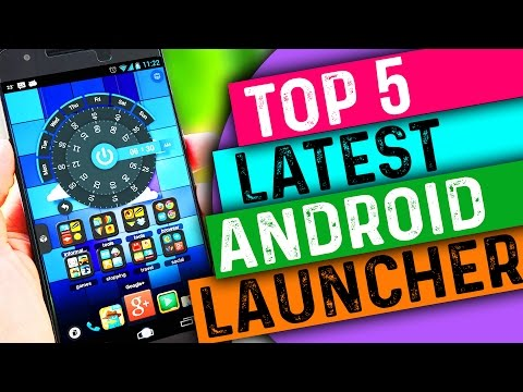 Top 5 Latest Best Launcher For Android 2017 In Hindi | Top 5 Best Launcher For Android