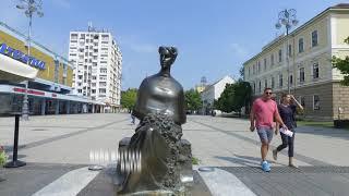 Trg Ivane Brlić Mažuranić - Korzo Slavonski Brod