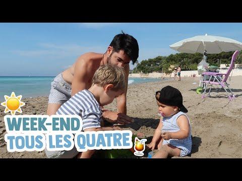 WEEK-END EN FAMILLE AU PARADIS !
