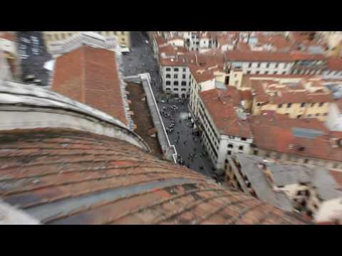Panoramica della città dal Duomo