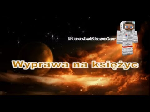 Minecraft ,,Wyprawa na księżyc,, #7