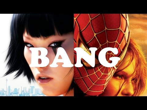 GAMES THAT SHOULD BANG - Mirror's Edge & Spider-Man 2