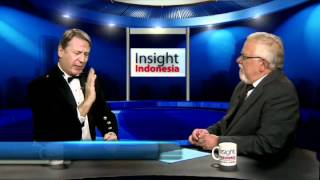 Interview Lin Neumann with Alistair Speirs, Chairman of Jakarta Highland Gathering 2012.
