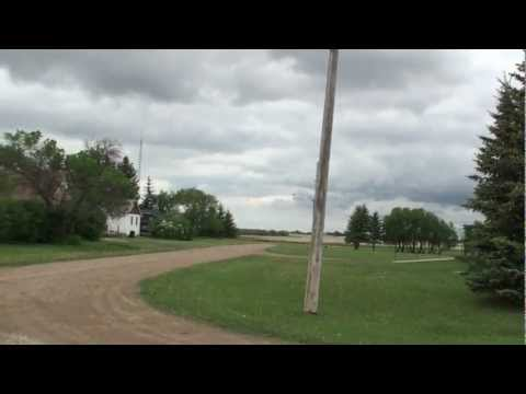 Edgeley, Saskatchewan, revisited (видео)