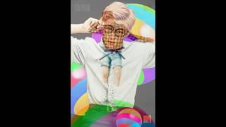 The addictive rap partsAll by Mark 마크!=)