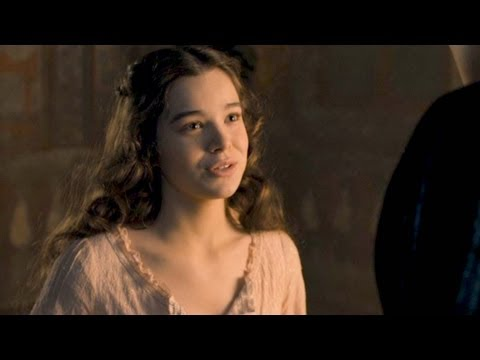"ROMEO AND JULIET ""Confessing Their Love"" Movie Clip # 2"