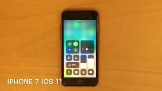 ios 11 beta on iphone 7