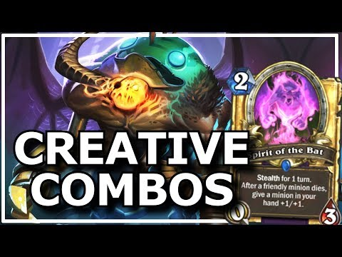 Hearthstone - Best of Creative Combos