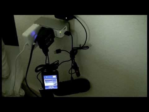 Belkin Mini Surge Protector Hotel Test