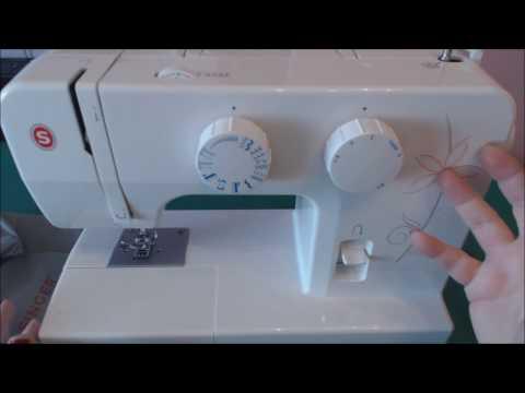 macchine da cucire Singer come infilarle e preservarle