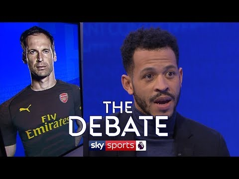 Is Petr Cech the greatest Premier League goalkeeper ever? | Pearce & Rosenior | The Debate