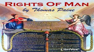 Rights Of Man   Thomas Paine   Social Science   Audiobook Full   English   4/6