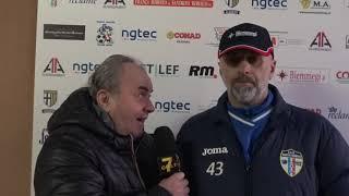 Interviste dopogara Gabicce Gradara vs Olimpia Marzocca