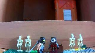 "LEGO stop-motion ""the Motion and the Evolution"" eps.1 #picpac #lego"